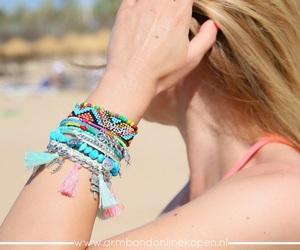 bohemian, ibiza, and ibiza bracelet image