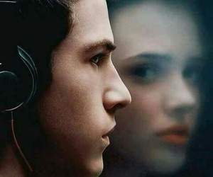 13 reasons why, wallpaper, and clay jensen image