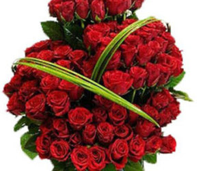 flowers, send flowers online, and funeral flowers image