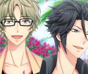haru, tsukiuta, and hajime image
