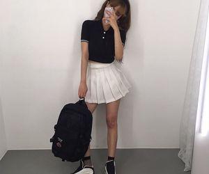 flawless, girl, and korea image