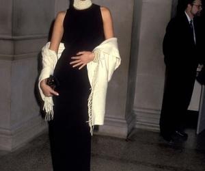 90s, Christy Turlington, and classy image