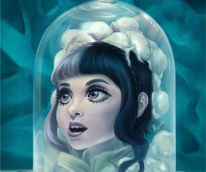 melanie martinez, cry baby, and milk and cookies image
