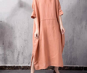 dress, long dresses, and summer dress image