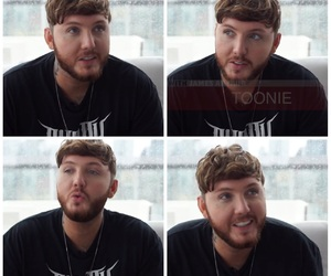 canada, interview, and james arthur image