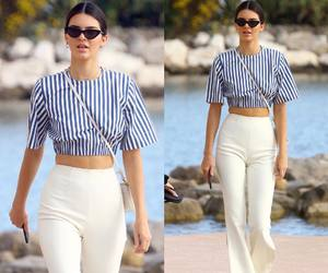 cannes, kendall jenner style, and fashion image