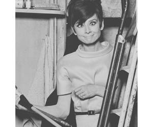 audrey, audrey hepburn, and Breakfast at Tiffany's image