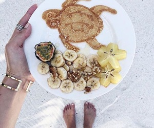 food, FRUiTS, and breakfast image