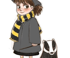 animals, film, and harry potter image