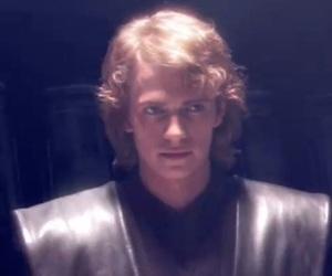 Anakin Skywalker, boy, and darth vader image