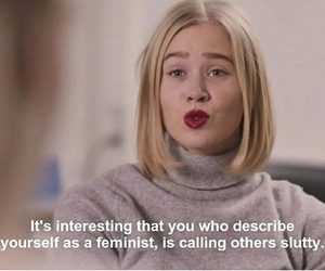 skam, noora, and feminism image