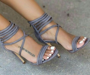 style, shoes, and heels image