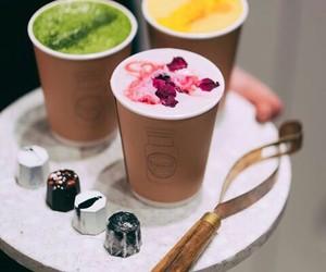 beverages, colors, and slurp image