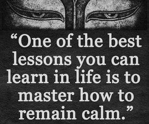 calm image