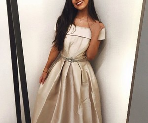 thaliabree, dress, and model image