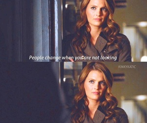 beckett, castle, and change image