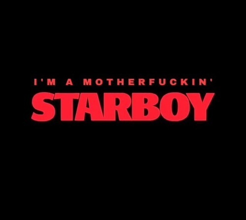 aesthetic, star boy, and the weeknd image