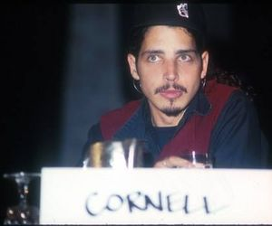 chris cornell, grunge, and soundgarden image