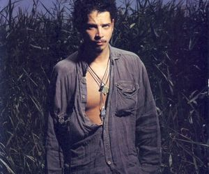 chris cornell, grunge, and rock image