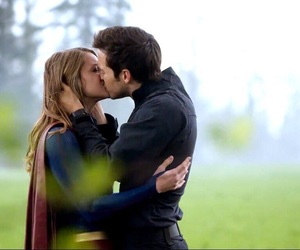Supergirl, karamel, and chris wood image