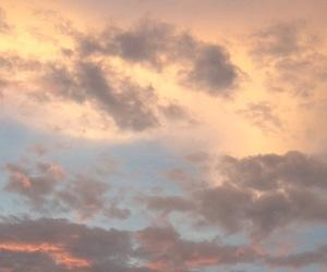 beautiful sky, cloud, and sky image