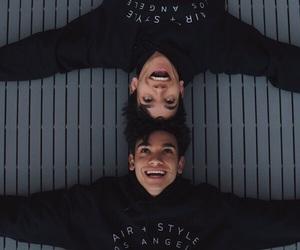 twins, dobre, and marcus dobre image