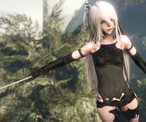 A2, nier, and gta 5 image