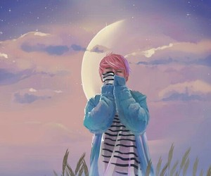 spring day and jimin image