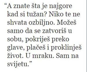citati, samoca, and život image