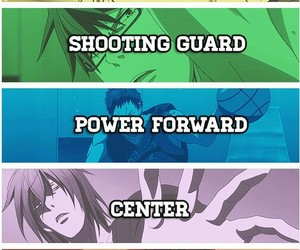 anime, kuroko no basket, and Akashi image