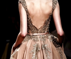 Couture and dresses image