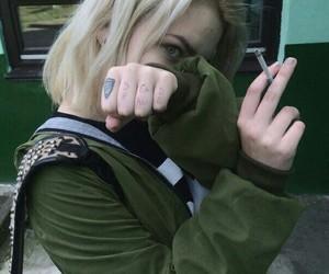 girl, alternative, and grunge image