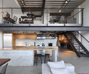 home, apartment, and interior image