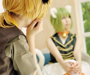 cosplay and vocaloid image