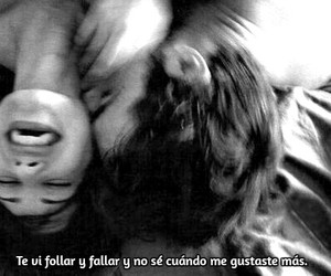 black and white, couples, and frases image
