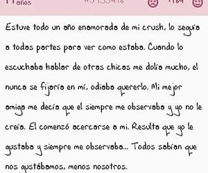 amor, crush, and secretos image