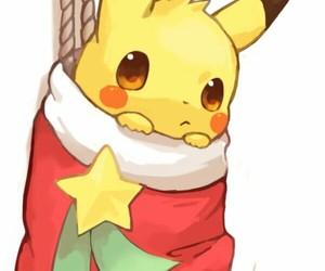 chibi, christmas, and kawaii image
