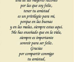 frases de amistad 46 images about Frases amistad on We Heart It | See more about  frases de amistad