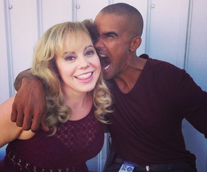 criminal minds, shemar moore, and penelope garcia image
