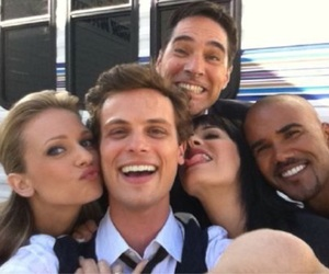 criminal minds, jj, and matthew gray gubler image
