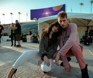 camila cabello and machine gun kelly image