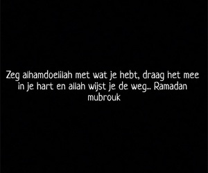 allah, dutch, and quote image