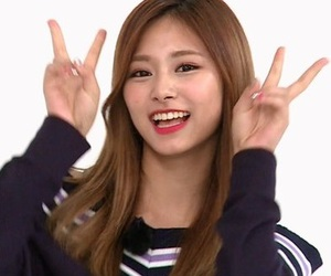 twice and tzuyu image