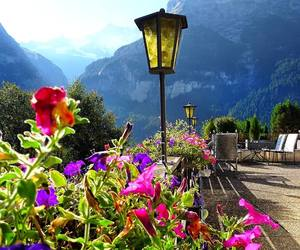 holidays, mountins, and lauterbrunnen image