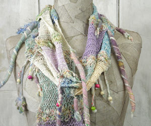 etsy, gypsy women shawl, and bohemian clothing image