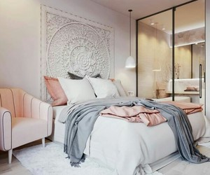beautiful, white, and decorations image