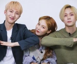 boy, girl, and kpop image