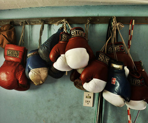 aesthetic, box, and boxing image