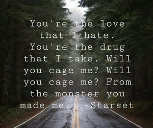 drug and monster image