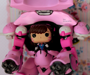 Figure, meka, and overwatch image